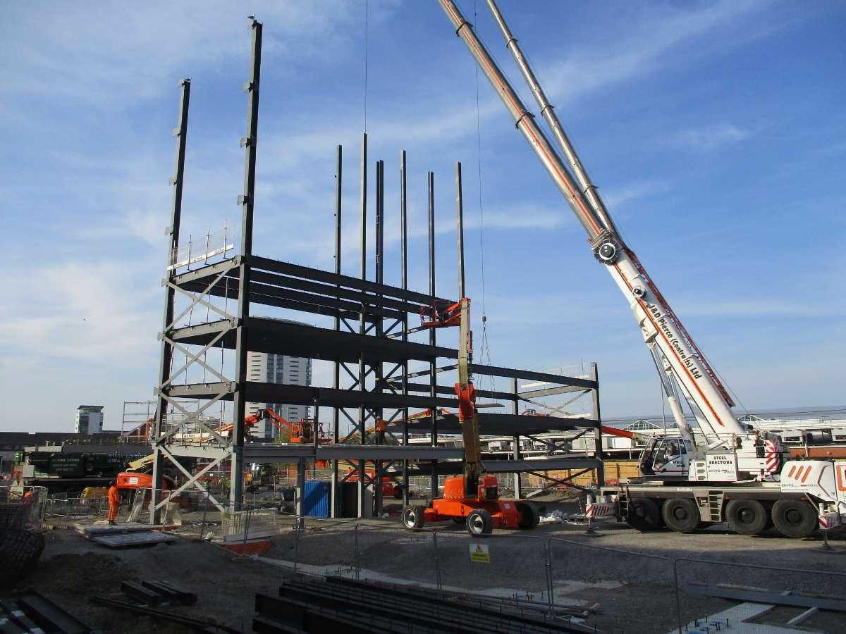 Arena steel works